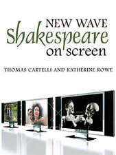 New Wave Shakespeare on Screen-ExLibrary