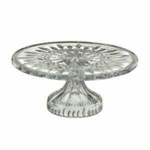 Waterford Crystal Lismore Footed Cake Stand