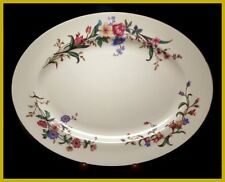 Wedgwood Devon Sprays Large 15 1/4 Inch Platter