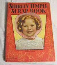 SHIRLEY TEMPLE Scrap Book Filled with Clippings of ROSALIND RUSSELL