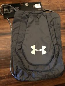 Under Armour - UA Undeniable 2.0 Sackpack , sports sack , Grey NEW