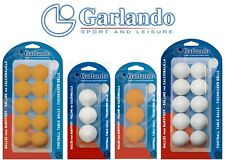 Garlando Table Footballs - Orange or White - Packs of 3 or 10