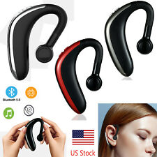 New listing Wireless Stereo Bluetooth Headset Earbud for Cell Phones Samsung S10 S20 Lg Ios