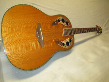 Clarity Electro Acoustic Steel String -- made in Corea