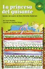 La Princesa del Guisante: Version del Cuento de Hans Christian-ExLibrary