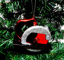 CHRISTMAS CIRCULAR SAW/SKIL SAW ORNAMENT. POWER TOOLS ORNAMENT. CHRISTMAS DECOR