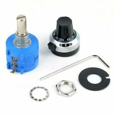 10 Turn 10k Ohm Potentiometer Kit Accessory Parts Potentiometer Replacement