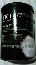 Tigi True Light Zero Dust Powder Lightener Violet 17.5oz