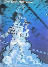 DC COSMIC TEAMS 1993 SKYBOX U PICK SINGLE HOLOGRAM INSERT CARDS DCH11, ETC.