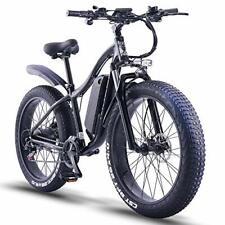 "Bicicleta Electrica de Montaña MTB 26"" 1000W 48V Ebike para Adulto Hombre Mujer"