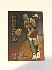 1995-96 Topps Mystery Finest Michael Jordan