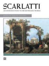 SCARLATTI - SCARLATTI, DOMENICO (COP)/ HALFORD, MARGERY (EDT) - NEW PAPERBACK BO