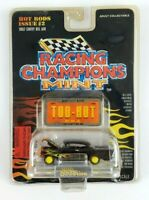 Racing Champions Mint 1957 Chevy Bel Air Hot Rods Issue #2 Flames 1:61 Scale NEW