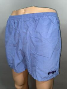 """Patagonia Men's Baggies Shorts 4.5"""" Inseam Liner Blue Size Small"""