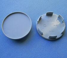 2x Nabenkappen Nabendeckel Felgendeckel 64,0 mm  58,0 mm für Alufelge grau M-485