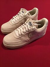 Stussy x Nike Air Force 1 Fossil Brand New Size 11