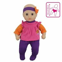 Doll 14 Inch Dolls Clothes Outfit Wear for 36cm My Little Baby Annabell