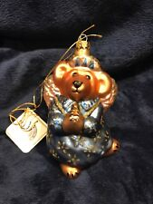 BOYDS BEARS GLASS SMITH COLLECTION/CELESTE GOODNIGHT/LE#8763/12000/97-98