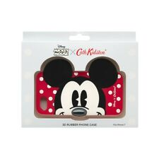 Cath Kidston x Disney Mickey Mouse Red Rubber iPhone 7/8 Case