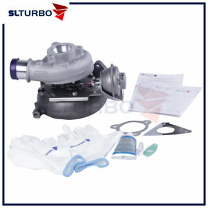 Turbo complete for Nissan Patrol 3.0 Di 116 Kw 158 HP 229 ZD30ETi 724639-5006S