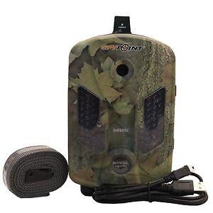 New Spypoint MMS ATT USA Celluar HD 10MP Game Camera Video