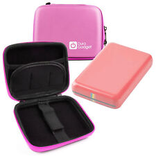 Pink Hard EVA Shell Case For The Polaroid Zip Instant Mobile Printer