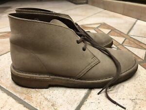 Clarks originals desert boot wolf tg. 40