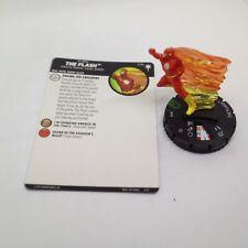 Heroclix DC Elseworlds set The Flash (Barry Allen) #018 Uncommon figure w/card!