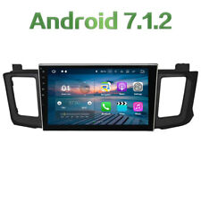 10.1'' Android 7.1 2GB RAM Car DVD Player Stereo Radio GPS for Toyota RAV4 2015