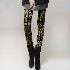 Women's Sexy Leggings Punk Funky Stretchy Tight Pencil Skinny Pants Pick