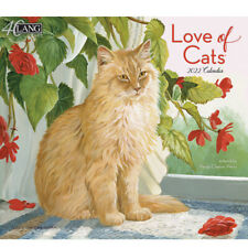 2022 Calendar Love of Cats by Persis Clayton Weirs Lang 22991001926