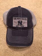 "New York Yankees 9/18/2017 SGA Hat Cap Logo ""Cooper Tire"" est 1903"