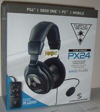 Turtle Beach PX24 Amplified Gaming Headset - PS4, PS4 Pro Xbox One S & Xbox One