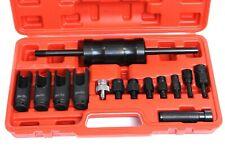 Kit estrattore iniettori motore diesel 14 pz universale con martello scorrevole
