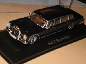 Ixo Altaya Mercedes-Benz 600 Pullman 1963