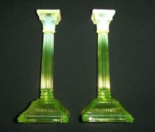 Art Nouveau Pressed Glass