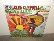 Glen Campbell . Heavy Guitars . Mason Williams . Tommy Tedesco . Sealed LP