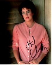 STOCKARD CHANNING Signed GREASE RIZZO Photo w/ Hologram COA