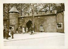 """""""Entrée de la FOIRE SAINT-GERMAIN 1931"""" Photo originale G. DEVRED  Agce ROL"""