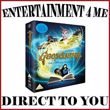 GOOSEBUMPS -THE COMPLETE COLLECTIONS -SEASONS 1 2 3 & 4  *BRAND NEW DVD BOXSET**