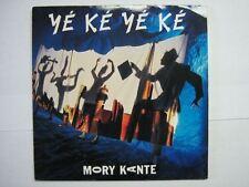 MORY KANTE 45 TOURS FRANCE YE KE YE KE