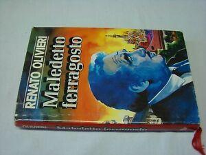 (Renato Olivieri) Maledetto ferragosto 1989 Euroclub 1 ed.