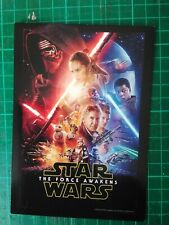 Star Wars lobby postcard Force Awakens excellent condition
