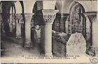 29 - cpa - QUIMPERLE - Crypte de la basilique Sainte Croix