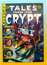 CARTE   LES CONTES DE LA CRYPTE  TALES FROM THE CRYPT OCTOBER 1954 (88)