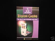 Rising Card Booklet (25 Tricks) - Magic Book