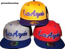 Los Angeles Cappellino con Visiera,Ethos Visiera Piatta Cappelli,La Aderente