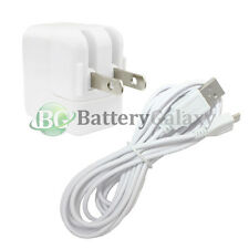 10FT USB Cable+Charger for Android Samsung Galaxy Tab 3 7.0 8.0 10.1 700+SOLD