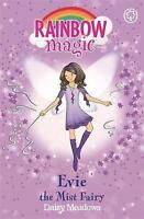 Evie: The Mist Fairy (Rainbow Magic) by Daisy Meadows, Acceptable Used Book (Pap