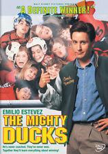 The Mighty Ducks (DVD,1992)